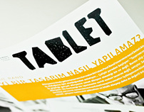Weekly Design Bulletin TABLET