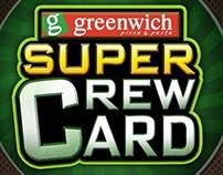 GW Crew Card font cover