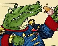 Crocodile Leo