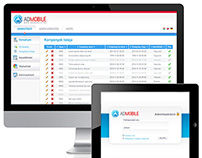 AdMobile administration