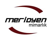 Meridyen Mimarlık Logo Tasarımı