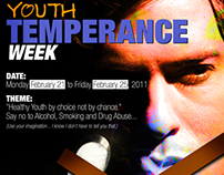 Youth Temperance Week Poster