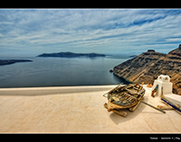 Santorini ...