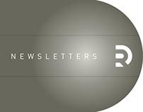 10 Portfolio Newsletters