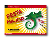 Festa Major, Terrassa 2012