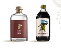 Beerenkräfte - Branding
