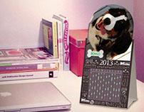 Calendario 2013 - Mascotas -