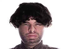 Self thief portraits