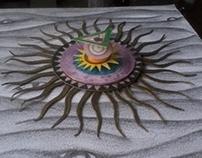 Bizarre Mandala