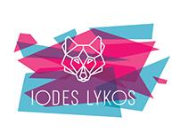 Iodes Lykos Visual Identity