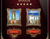 Mobile app Safi Hotels