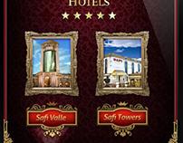 Mobile app Safi Hotels