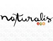 Naturalis  Design de Embalagem