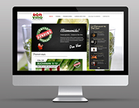 Don Vino Website