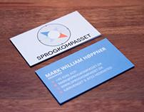 Sprogkompasset - Visuel Identitet