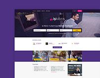 İş Kıbrıs - Web Design