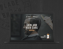Blade & Brush | Expérience de marque