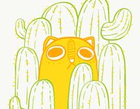 GoodieCats Digital Illustrations