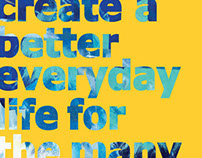 IKEA Posters Collaboration Project