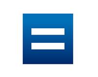 Alla Pari logo design.