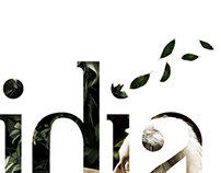 "Movie poster ""Lidia"""