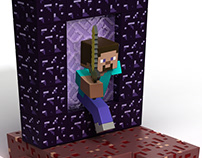 Minecraft Blind-Box Series