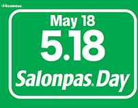 SALONPAS DAY 18/5