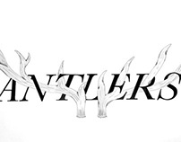 Antlers | Hand Lettering Project