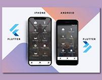 Travel apps ׀ UI Design ׀ Flutter UI
