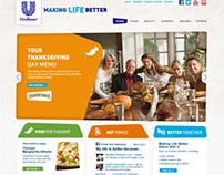 MakingLifeBetter.com Redesign