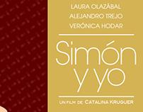 """Movi poster """"Simón y Yo"""""""