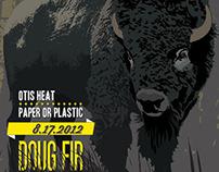 Tango Alpha Tango - Doug Fir Poster