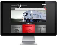 Event Stuff - Website Design - 2012