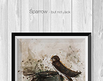 Sparrow - but not Jack