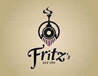 Fritz's Logo Design