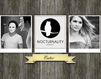 Nocturnality Studios - Flashwebsite