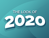 The look of 2020