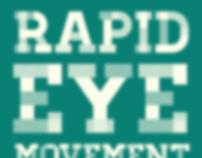 Rapid Eye Movement Poster