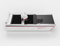 NEXT2 | Automatic textile cutter for Morgan Tecnica