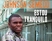 Johnson Semedo - book cover and pagination