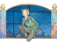 Peter Pan - Book