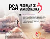 Fundación Gente Plena / Corporate image