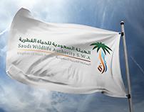 Saudi Wildlife Authority S.W.A Logo redesign & branding