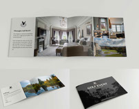 Golf Resort Brochure