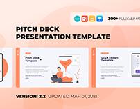 Free Pitch Deck & Presentation Template