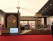 wahat Al zaweya stand - Emirates