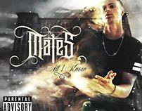 Rap CD Cover Design