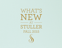 What's New at Stuller Fall 2015