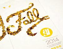 ASI Fall 2014 Calendar