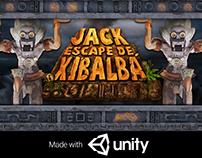 JACK ESCAPE DE XIBALBÁ: Mobile Game